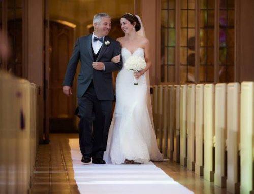 Real Wedding: Lauren + Zack