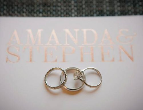 Real Wedding: Amanda + Steve