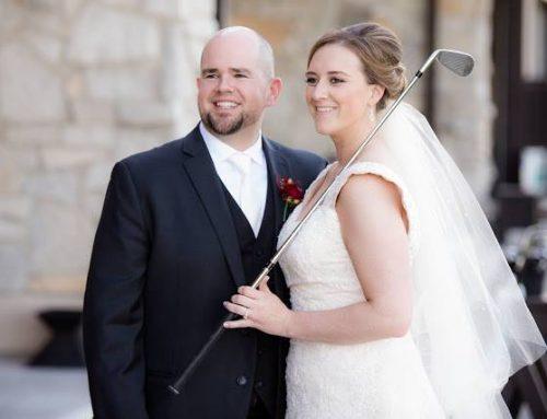 Real Wedding: Katie + Ryan