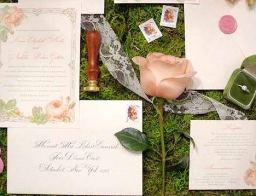Kathryn's Bridal: A Guide to Wedding Postage