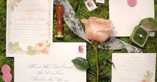 Kathryn's Bridal Postage Tips