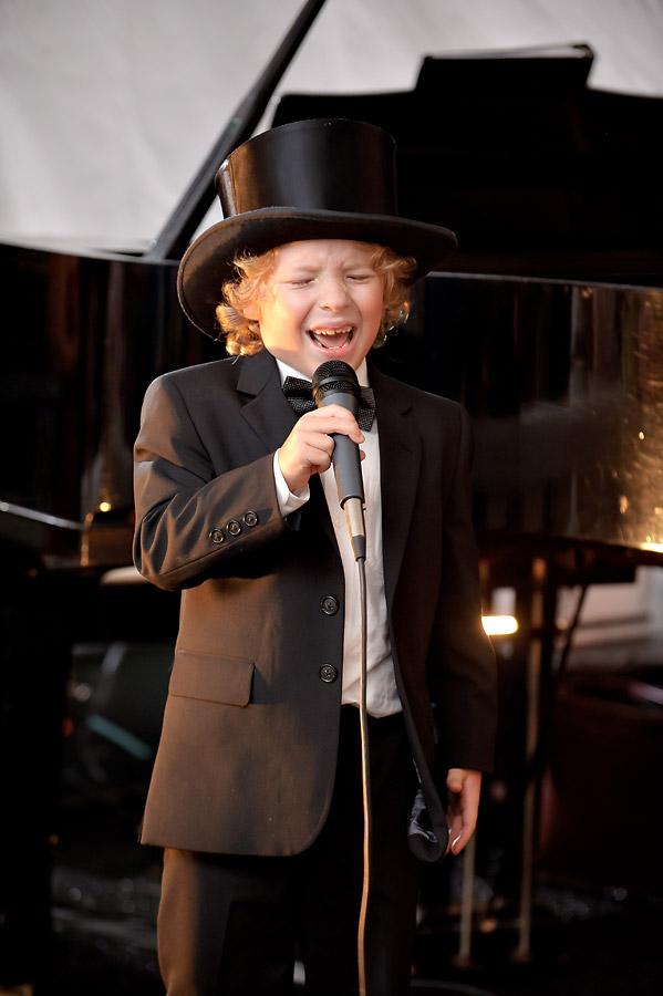 Brian Littrell - Boy Singing