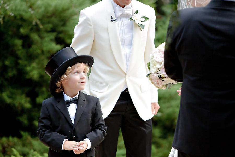 Brian Littrell - Boy at Ceremony