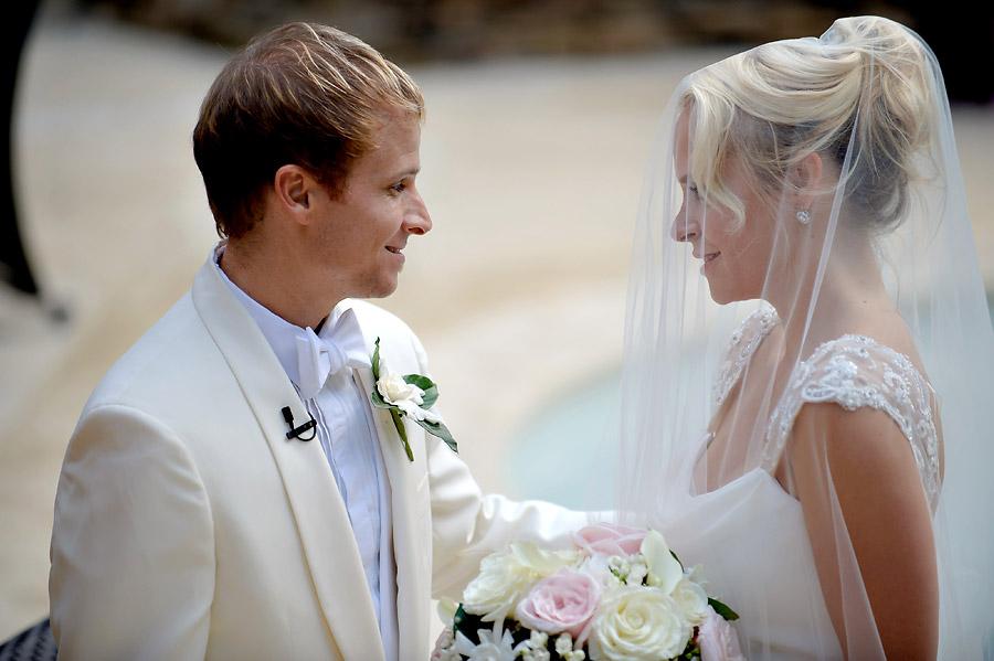 Brian Littrell - Bride & Groom Ceremony