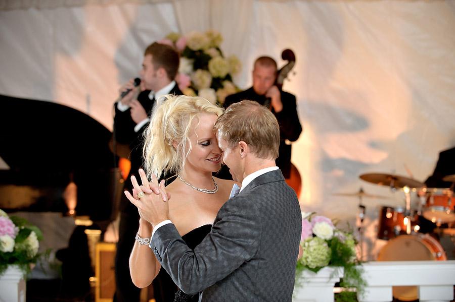 Brian Littrell Bride Amp Groom Dancing 2 The Celebration