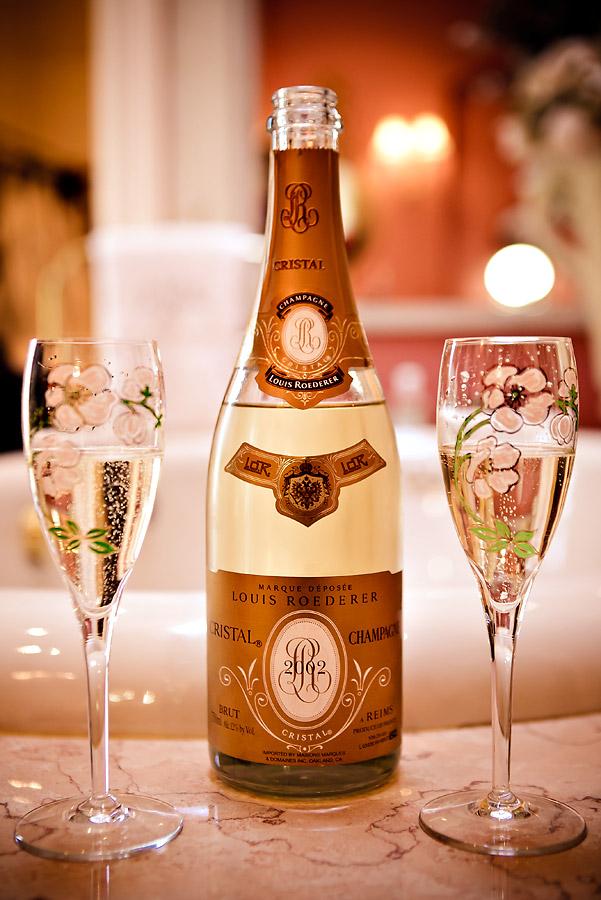 Brian Littrell - Champagne Glasses