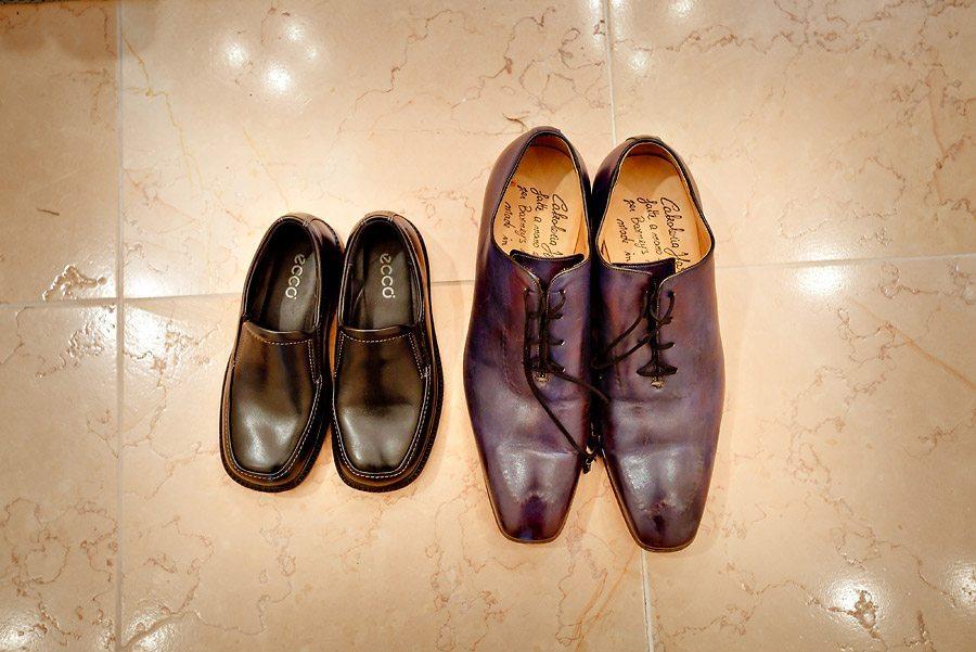 Brian Littrell - Shoes