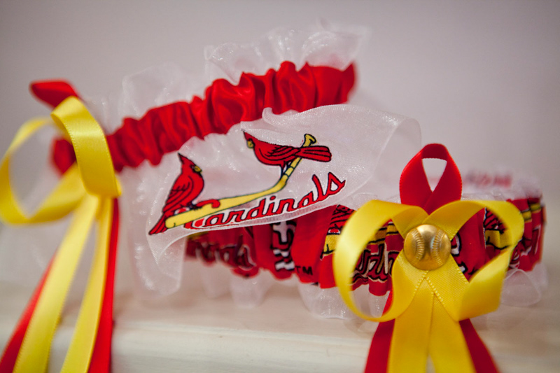 Cardinals Wedding Accessory_