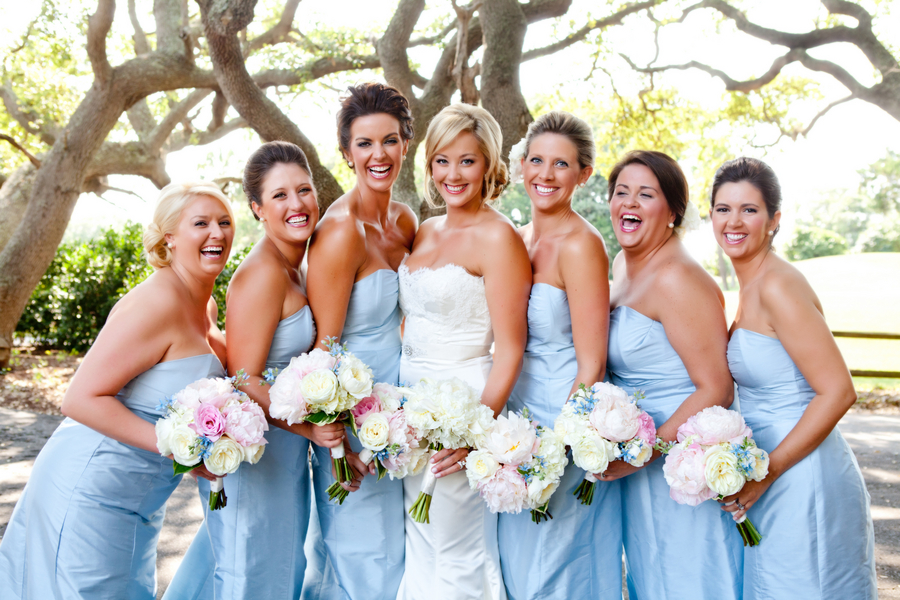 South Carolina Wedding at The Dunes Golf and Beach Club by Brooke ...