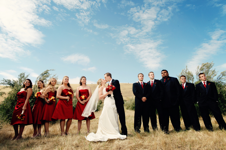 California Wedding At Purple Orchid Inn And Spa By Images Lori The Celebration Society