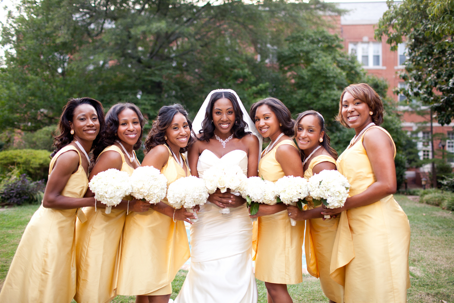 Atlanta Wedding at Agnes Scott College by Alternative Life Photography