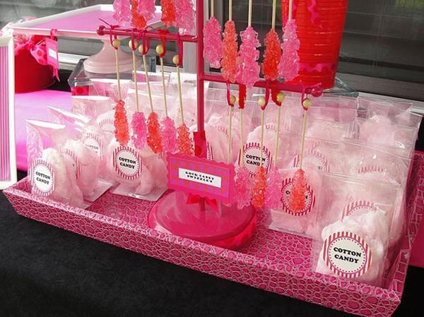 Cotton Candy Desserts The Celebration Society