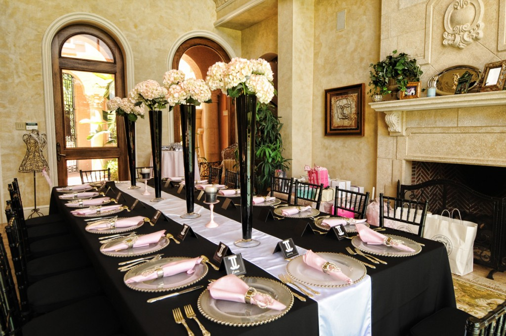 florida bridal shower at private naples home by moreland photography the celebration society