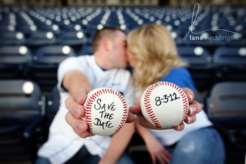 take me out to the ball game baseball inspired wedding the