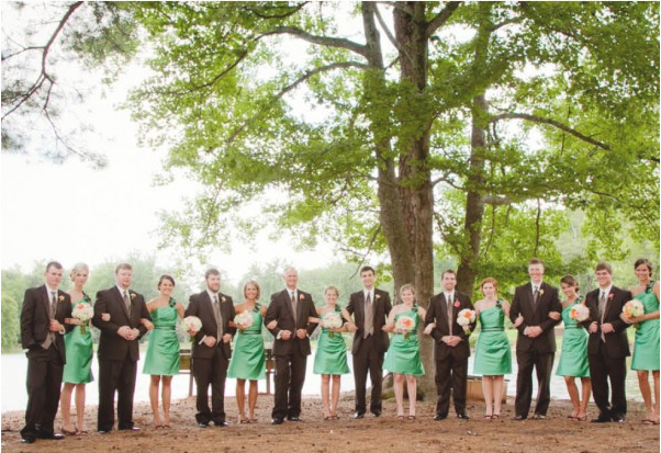 Decatur Wedding by Photo by Gannon - The Celebration Society
