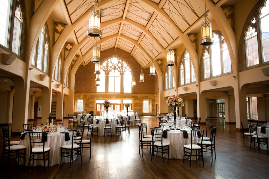 Agnes Scott College Wedding Venues In Atlanta Ga