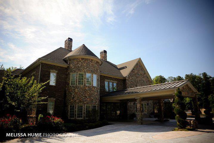 Glendalough Manor Wedding Venue In Tyrone Ga