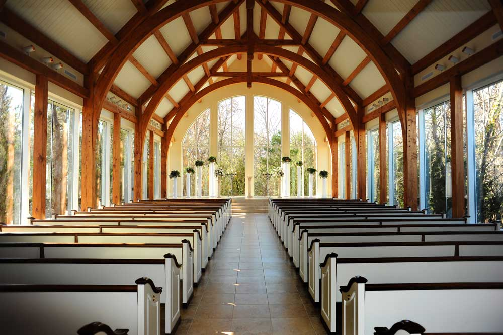 9 Prettiest Church Like Wedding Venues In Florida And Georgia