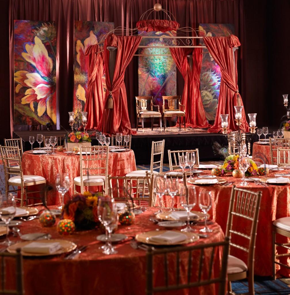 atlanta airport marriott gateway wedding venue in