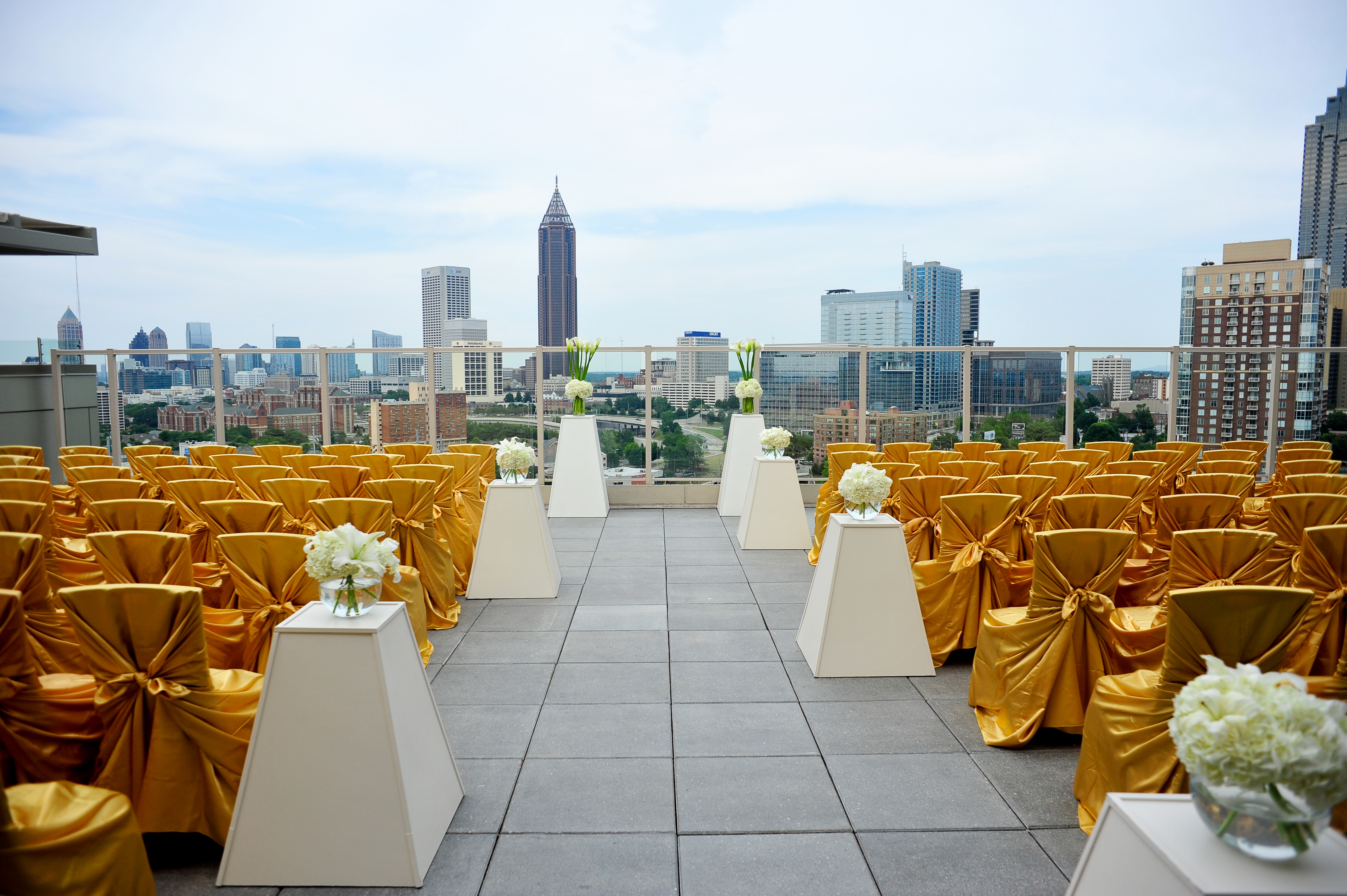 Ventanas rooftop venue wedding venue in atlanta ga junglespirit Image collections