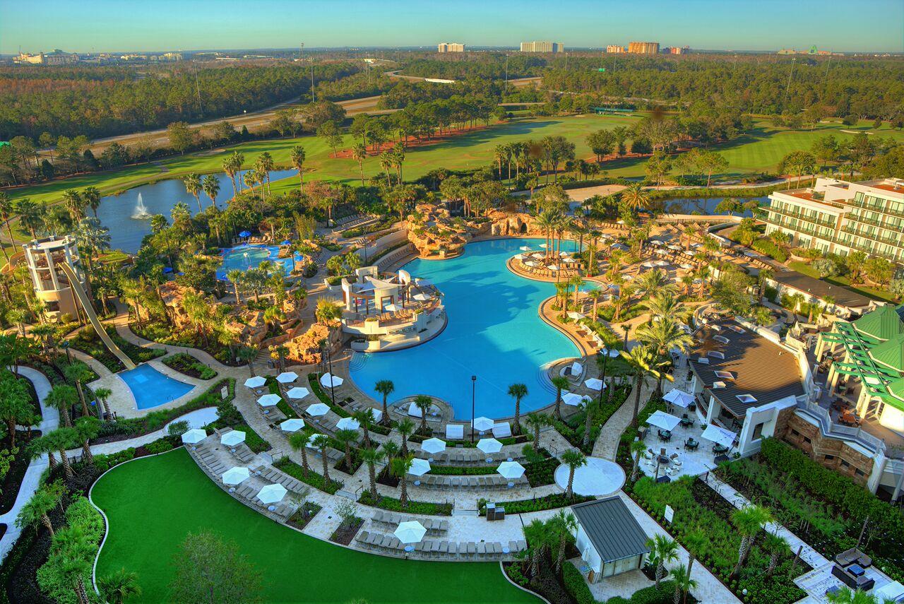Orlando World Center Marriott Wedding Venues In Orlando