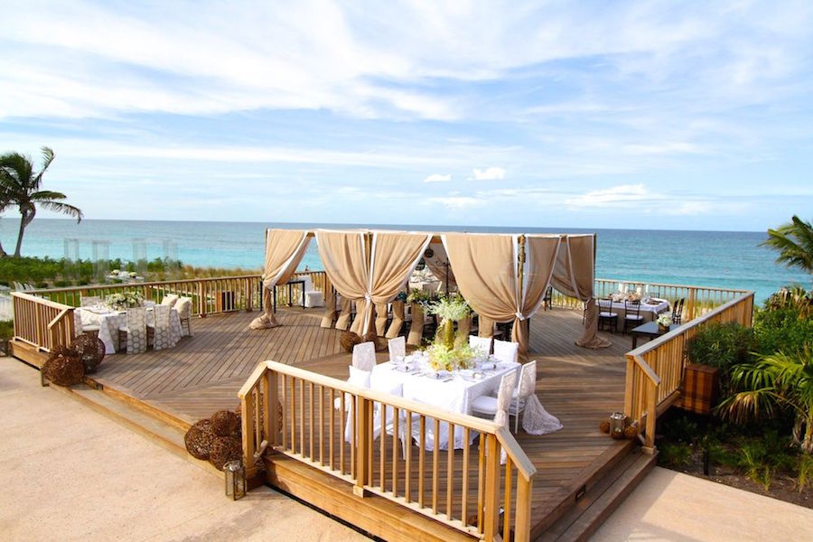 The Cove Atlantis Wedding Venue Paradise Island Bahamas