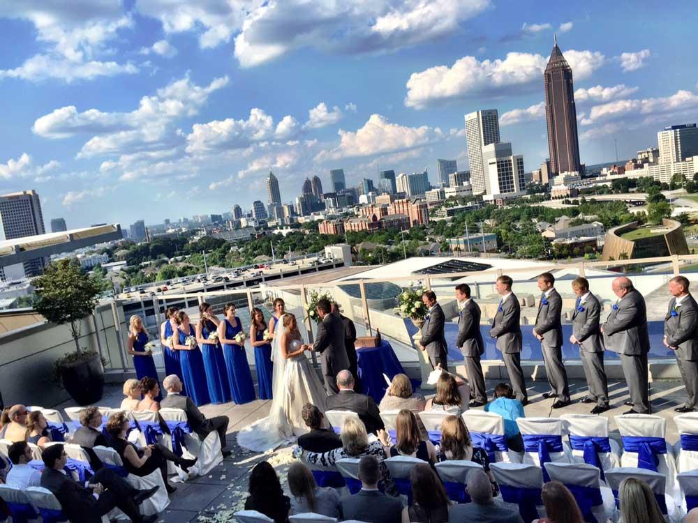 Wedding venues in atlanta ga westin atlanta north at perimeter