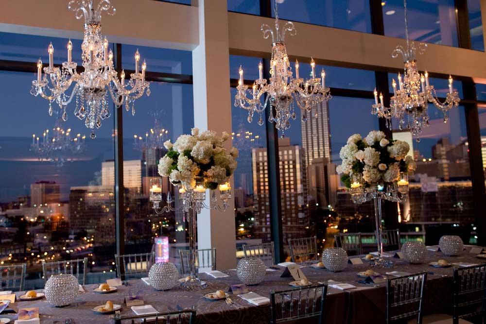 Ventanas-Wedding-Venue-Fireworks-Atlanta - The Celebration Society