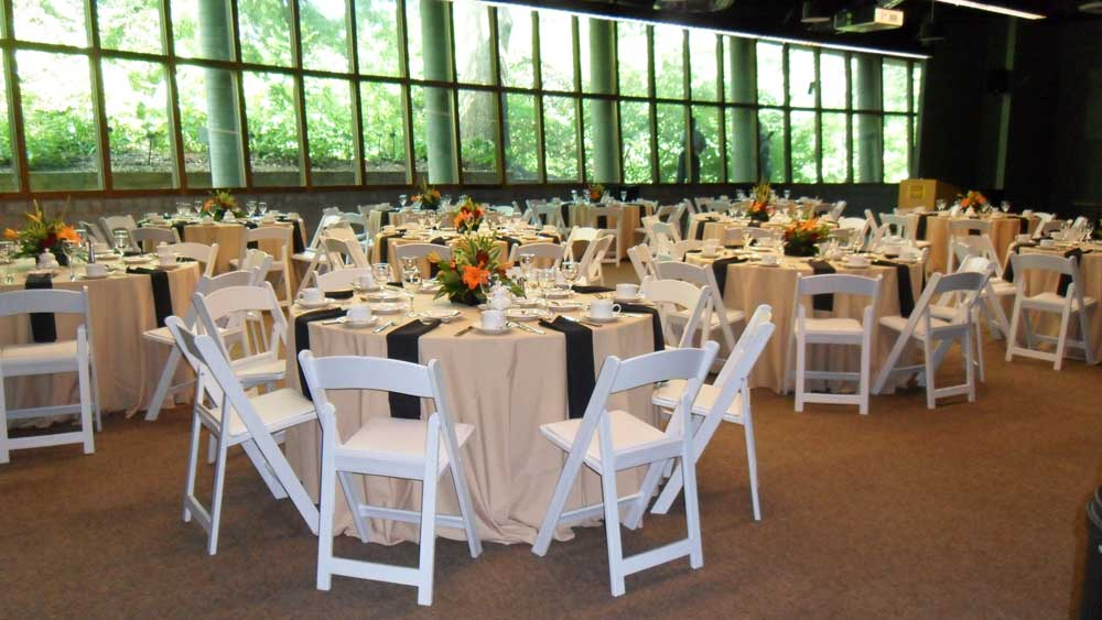 Zoo Atlanta Wedding Reception Venue Indoors Ideas The Celebration