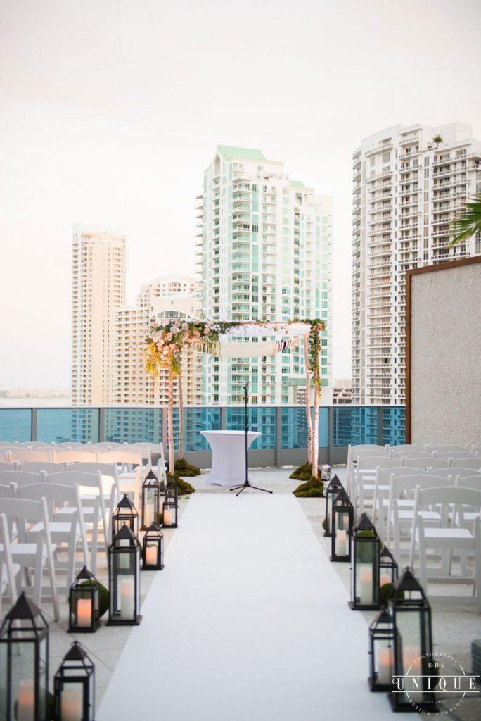 Epic Hotel Wedding Venue In Miami Fl