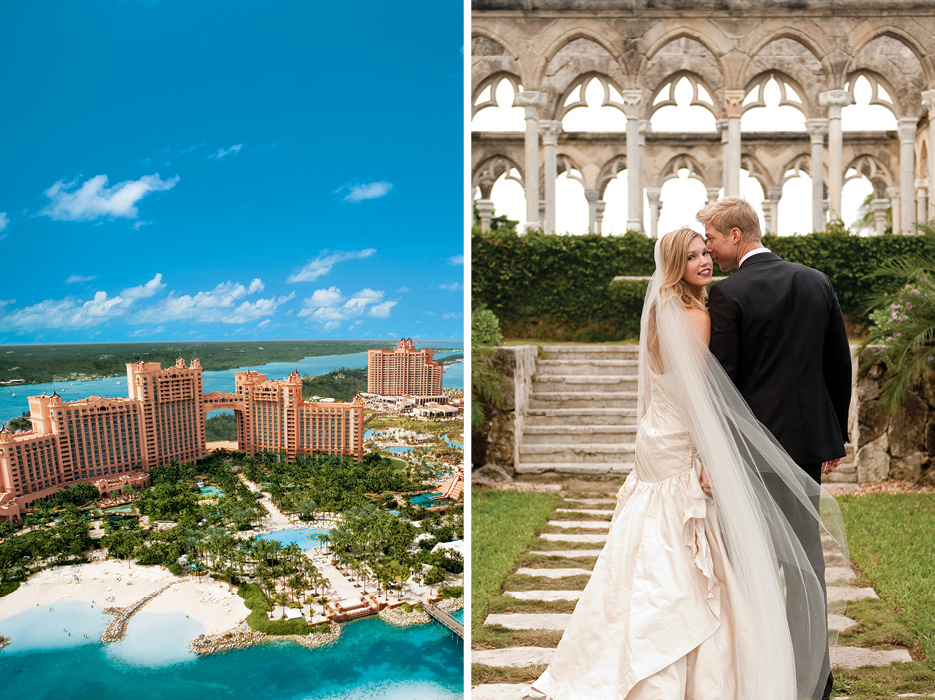Destination Wedding In The Bahamas: Destination Wedding Venues In Paradise Island