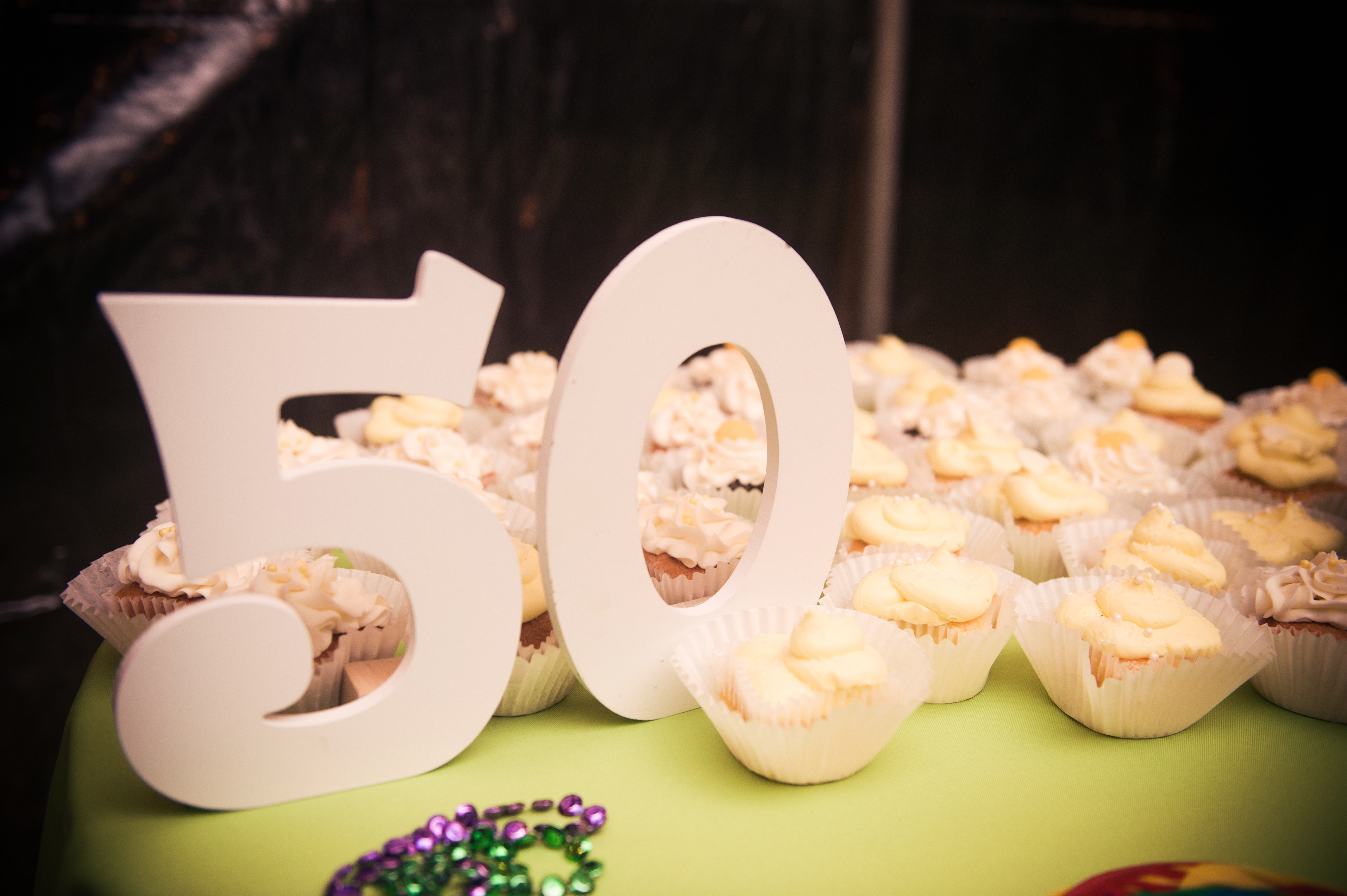 Caribbean Carnival Themed 50th Birthday Party by Berrytree