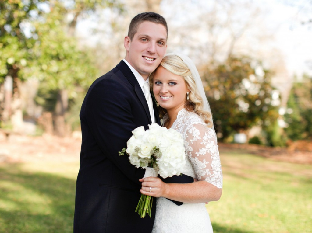 Sweet Southern Wedding At Marion Hatcher Center In Augusta: Decatur, Georgia Wedding At The Solarium By Fixed Focal