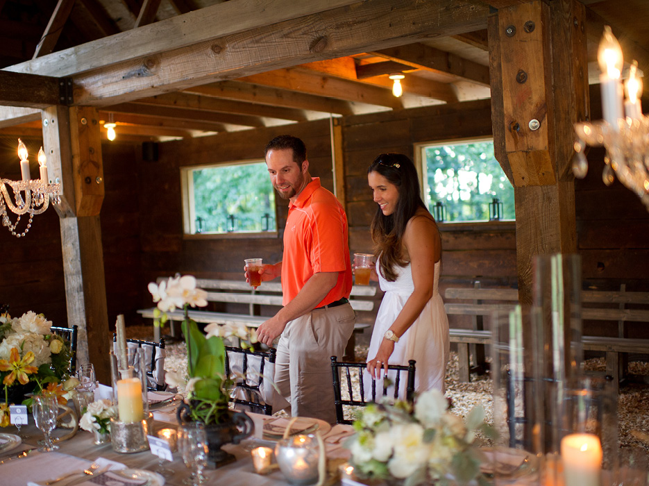 Caribbean Rehearsal Dinner Theme: Elegant Hunting Themed Rehearsal Dinner At High Meadows At