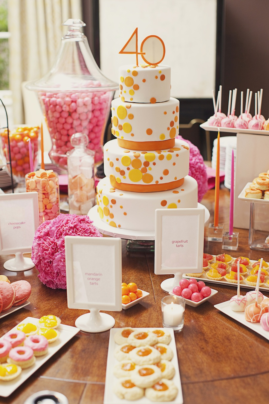 Fabulous 40th Birthday Party for Author Emily Giffin - The ...