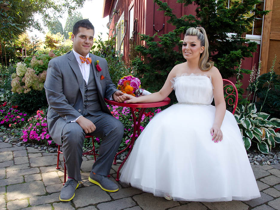 Charming December Wedding In Mobile Alabama The