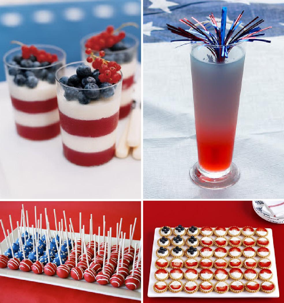 July 4th Ideas The Celebration Society
