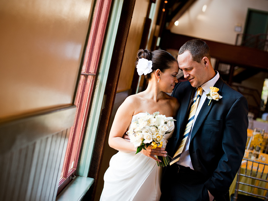 Sweet Southern Wedding At Marion Hatcher Center In Augusta: Real CHICago Wedding: Jorie & Michael Hooked On You