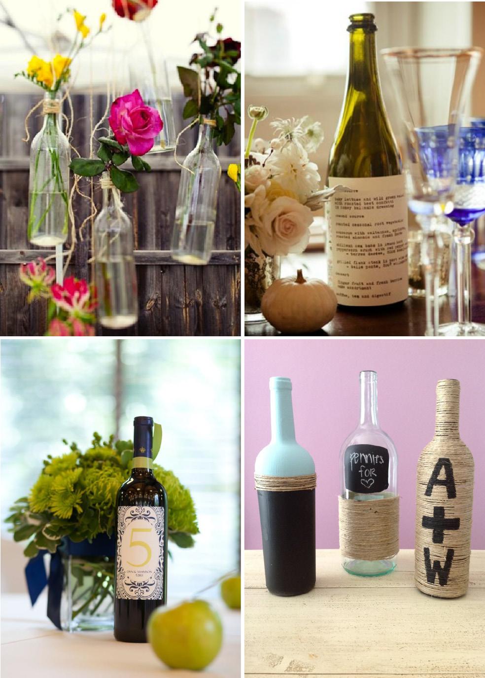 Wine Bottles Diy The Celebration Society