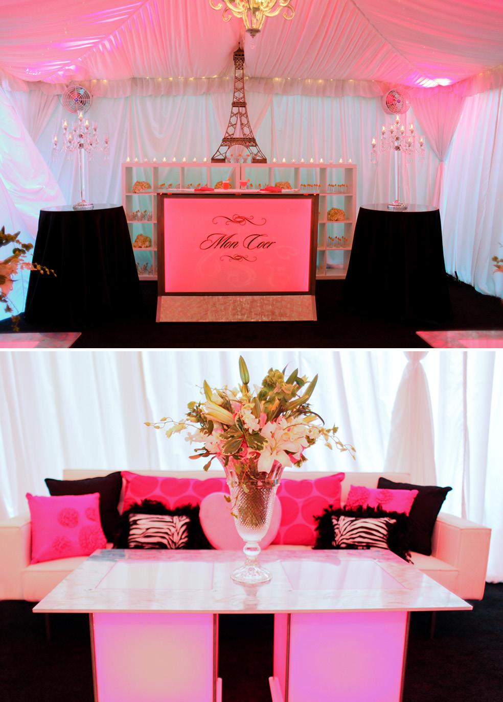 primrose-cottage-wedding-reception-pink-black-decor - The ...