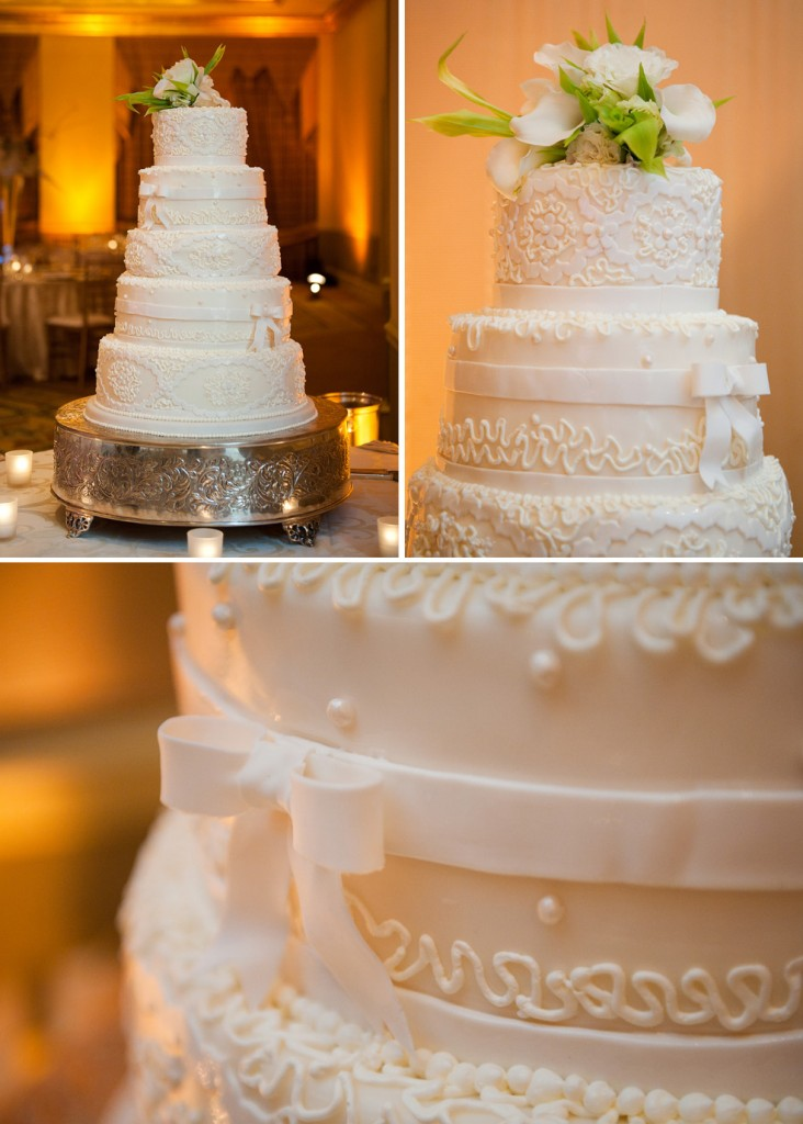 lace pattern wedding cake wedding peachtree christian church happy the 16691
