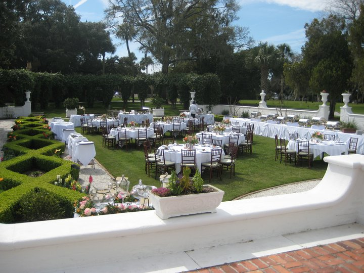 Top 5 Outdoor Wedding Venues In Georgia - The Celebration Society