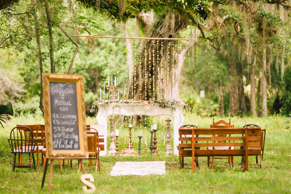 Perfect Outdoor Setting For Southern Wedding Occasionsonline 133