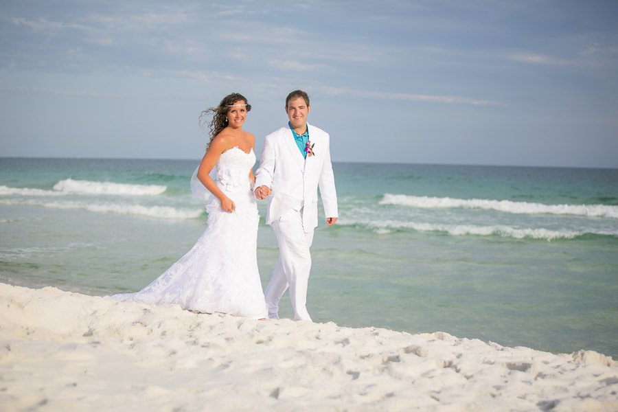 Destin, Florida Wedding at Jetty East by Red Stone Photography - The ...
