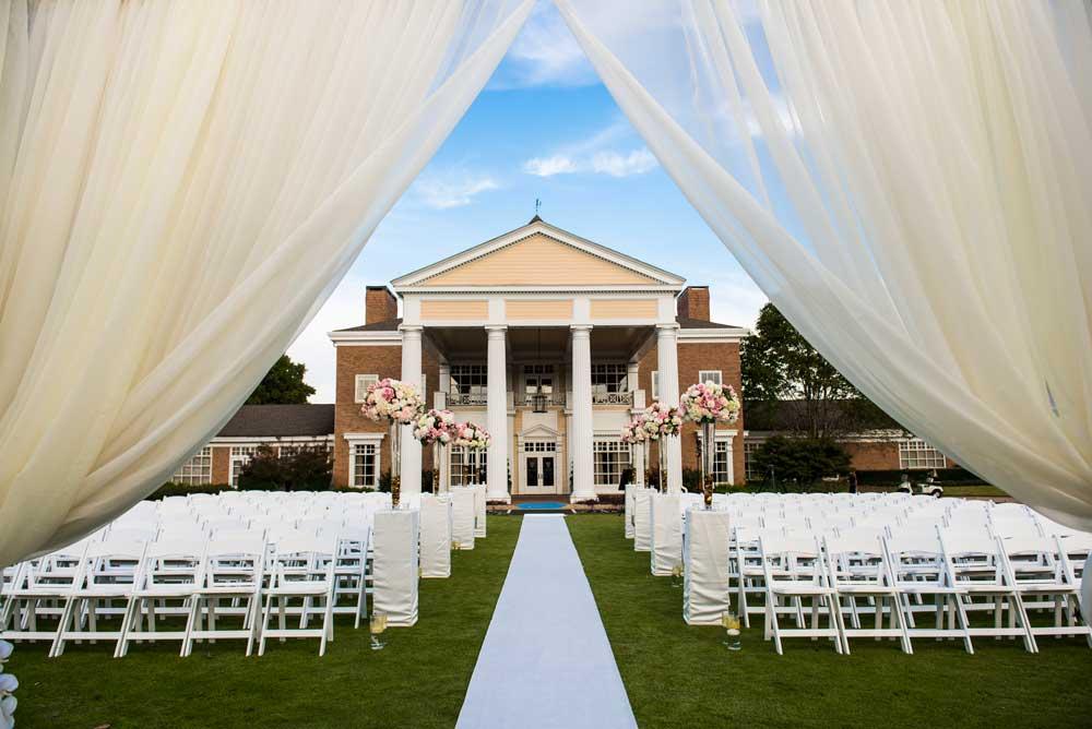 Eagles Landing Country Club Wedding Venues In