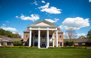 Country Club wedding venue in Atlanta Eagles Landing