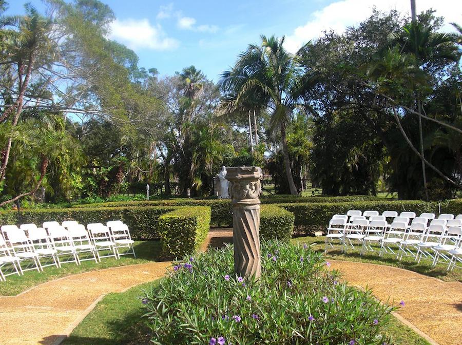 Top 6 Garden Wedding Venues Florida Fairchild Tropical Botanical Gardens001 The Celebration