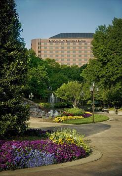 Renaissance Atlanta Waverly Hotel Amp Convention Center