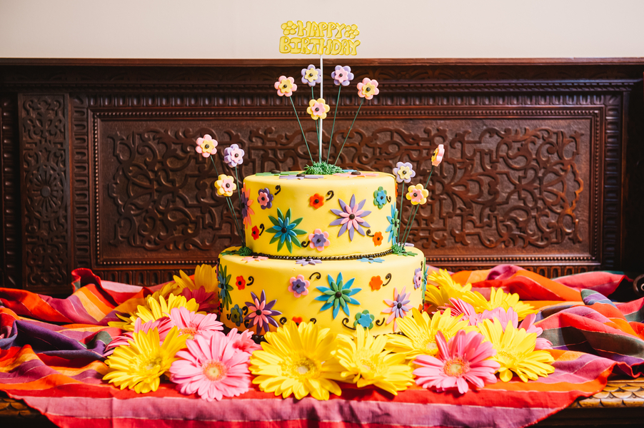 1960s Hippie Themed Birthday Party Luminaireimages