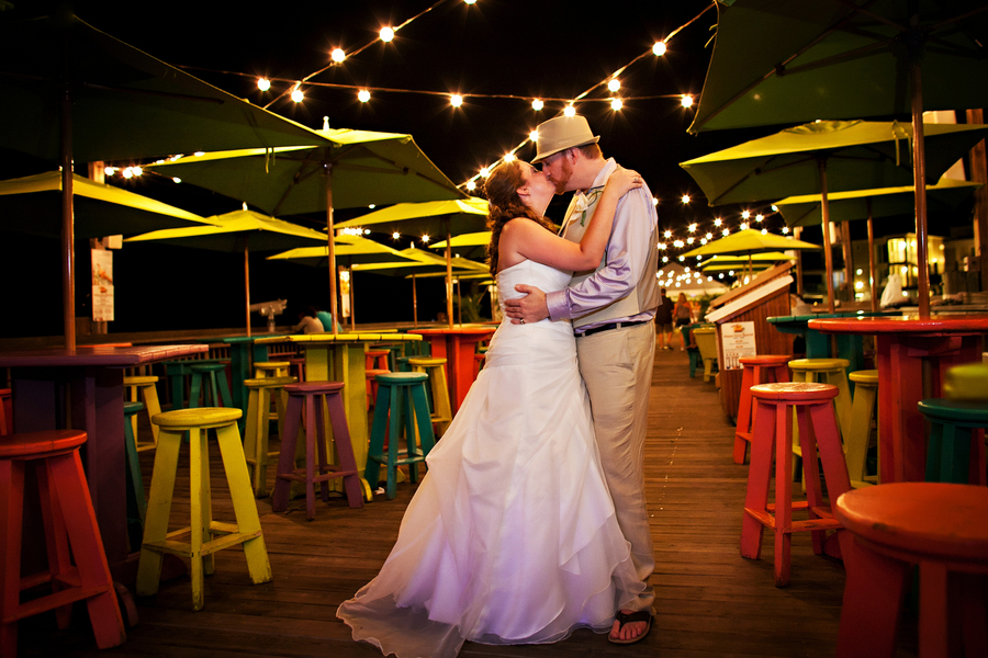 Key west florida wedding at ocean key resort spa by for A1 beauty salon key west